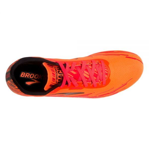 Orange / Pink / Black