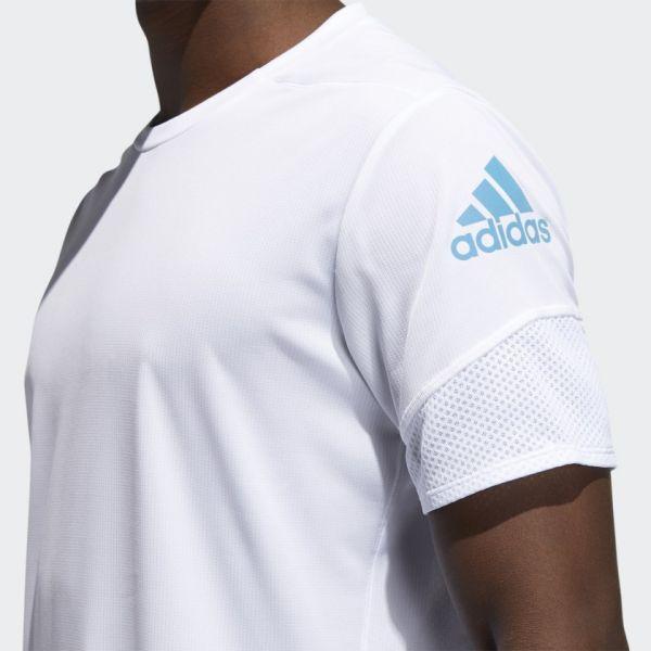 adidas Men's 25/7 Short Sleeve Running Tee