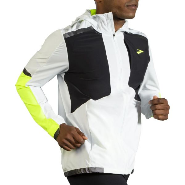 Brooks Men's Carbonite Running Jacket