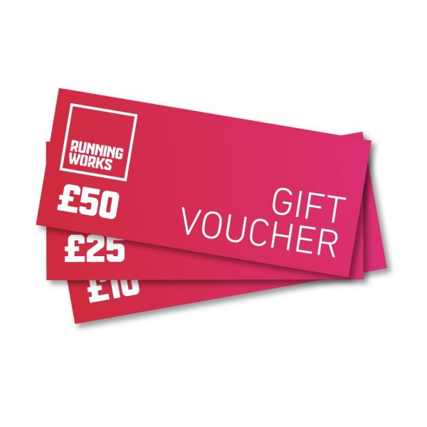 The Running Works Gift Vouchers