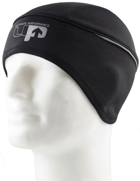 Ultimate Performance Runner's Hat - Black, One size