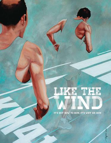 Like the Wind Magazine - Issue 7
