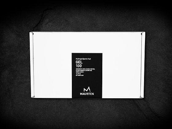 Maurten Hydrogel Energy Gel Sachet (box of 12)