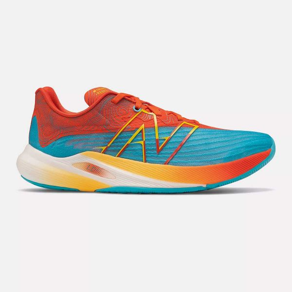 New Balance Men's London Marathon Fuelcell Rebel v2 Running Shoes