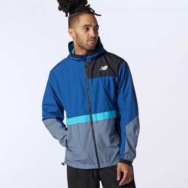 New Balance Men's R.W.T Lightweight Woven Running Jacket