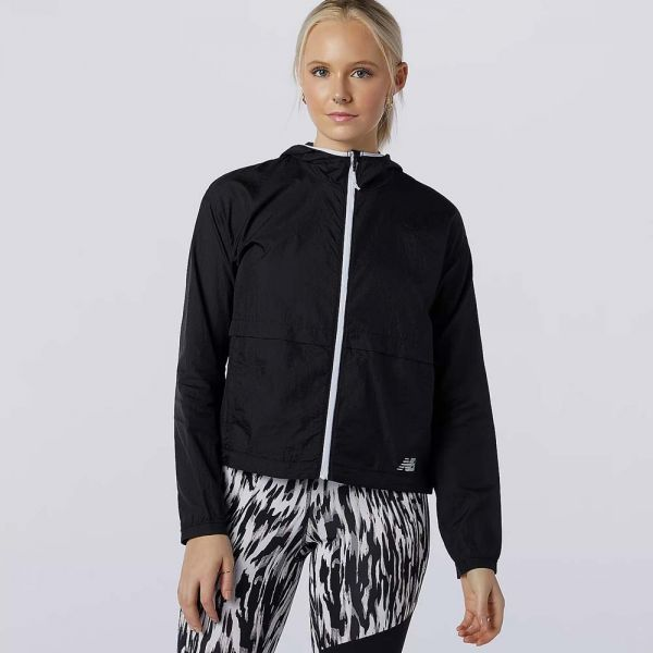 New Balance Women's Impact Light Pack Running Jacket