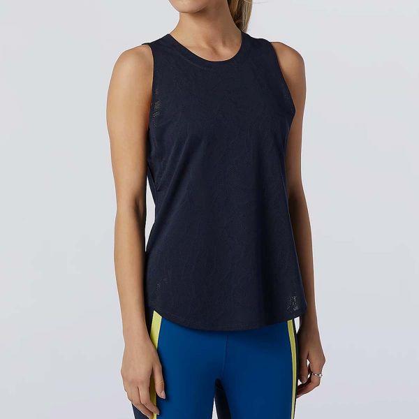 New Balance Women's Q Speed Jacquard Running Tank