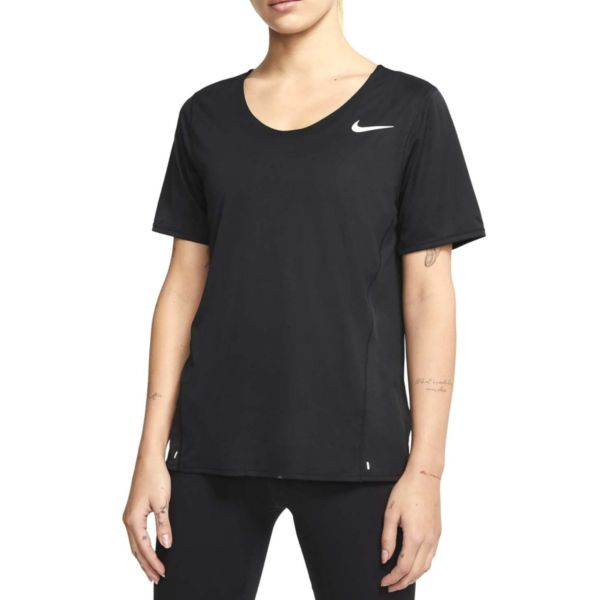 Nike Women's City Sleek Short Sleeve Running Tee