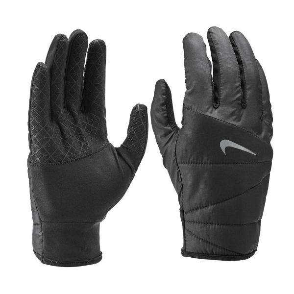 Nike Men's Quilted Run Gloves 2.0