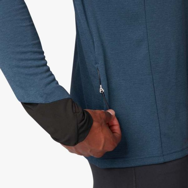 On Men's Weather Running Shirt
