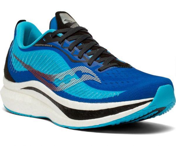 Saucony Men's Endorphin Speed 2 Running Shoes