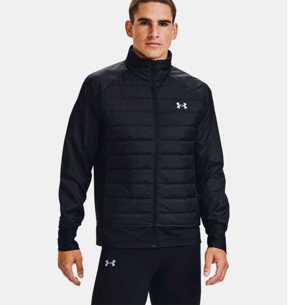 Under Armour Men's Run Insulate Hybrid Running Jacket