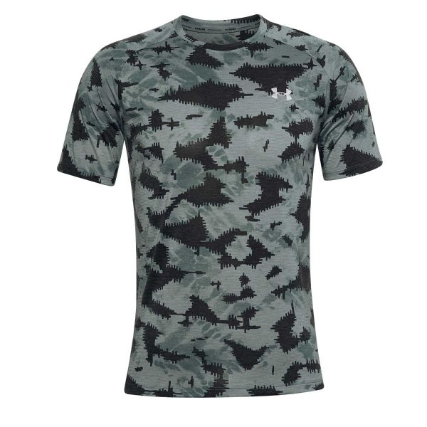 Under Armour Men's Streaker 2.0 Inverse Short Sleeve Running Tee