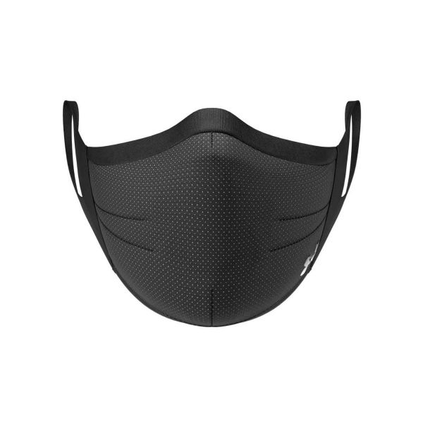 Under armour sports mask black