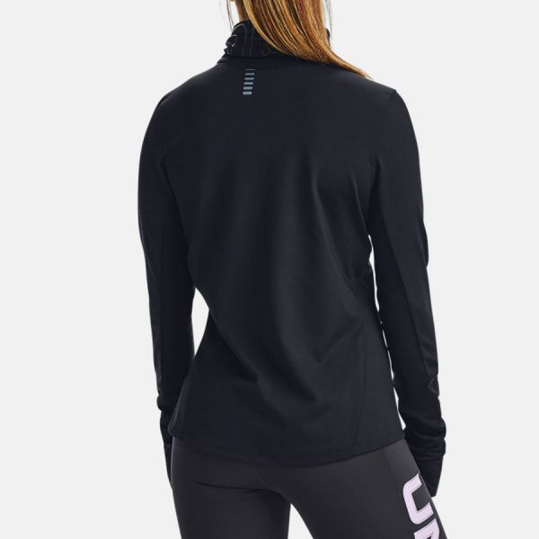 Under Armour Women's Cold Gear Ignite Funnel Running Top