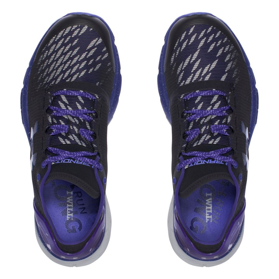 Con otras bandas Inactividad concepto  Under Armour Women's Charged Bandit 2 Night Running Shoes The Running works