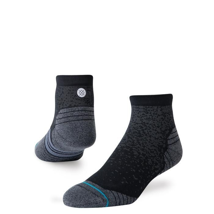 Stance Unisex Run Quarter Running Socks