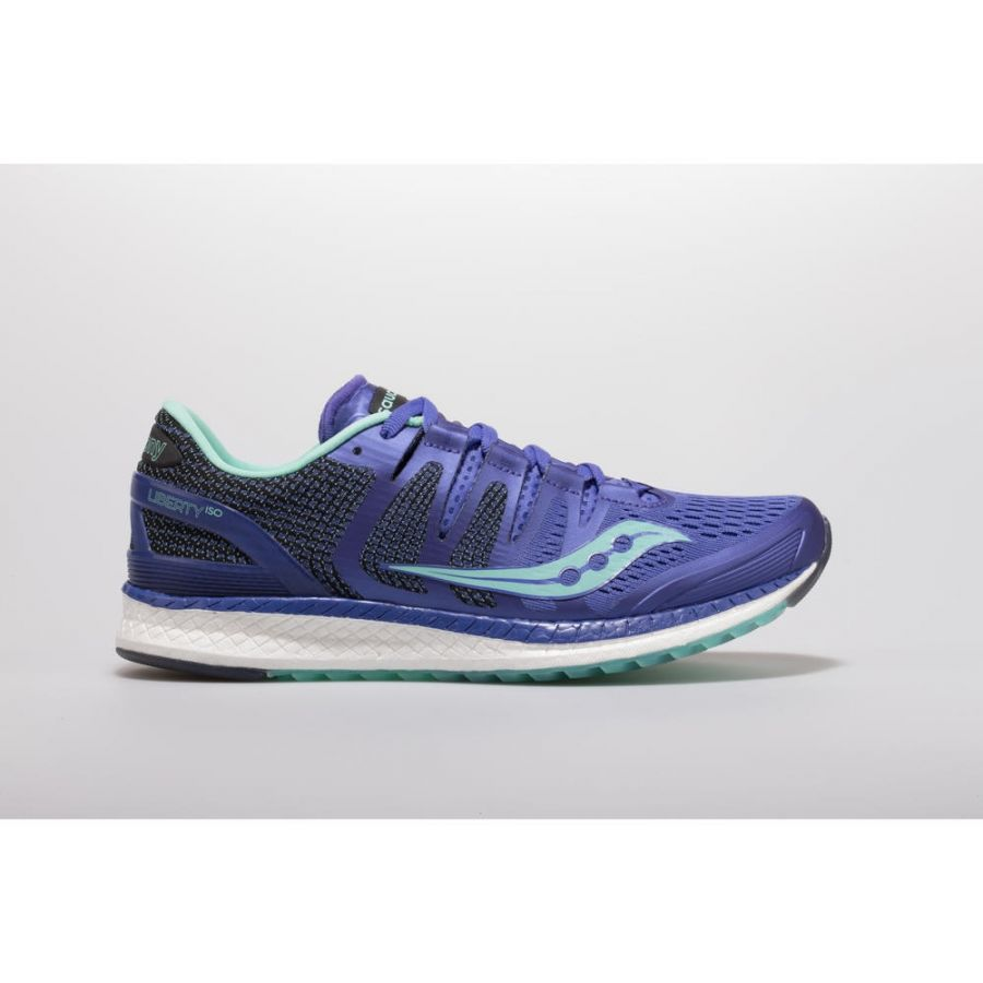 saucony women's liberty iso running shoes